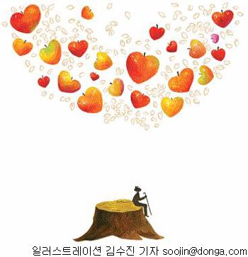 기부의 시대, 말 없이 건네주고 달아난 그대가 아름다우려면 2010년 12월 8일 동아일보