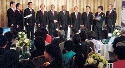 소망 소사이어티 3돌 행사 2011년 3월 29일