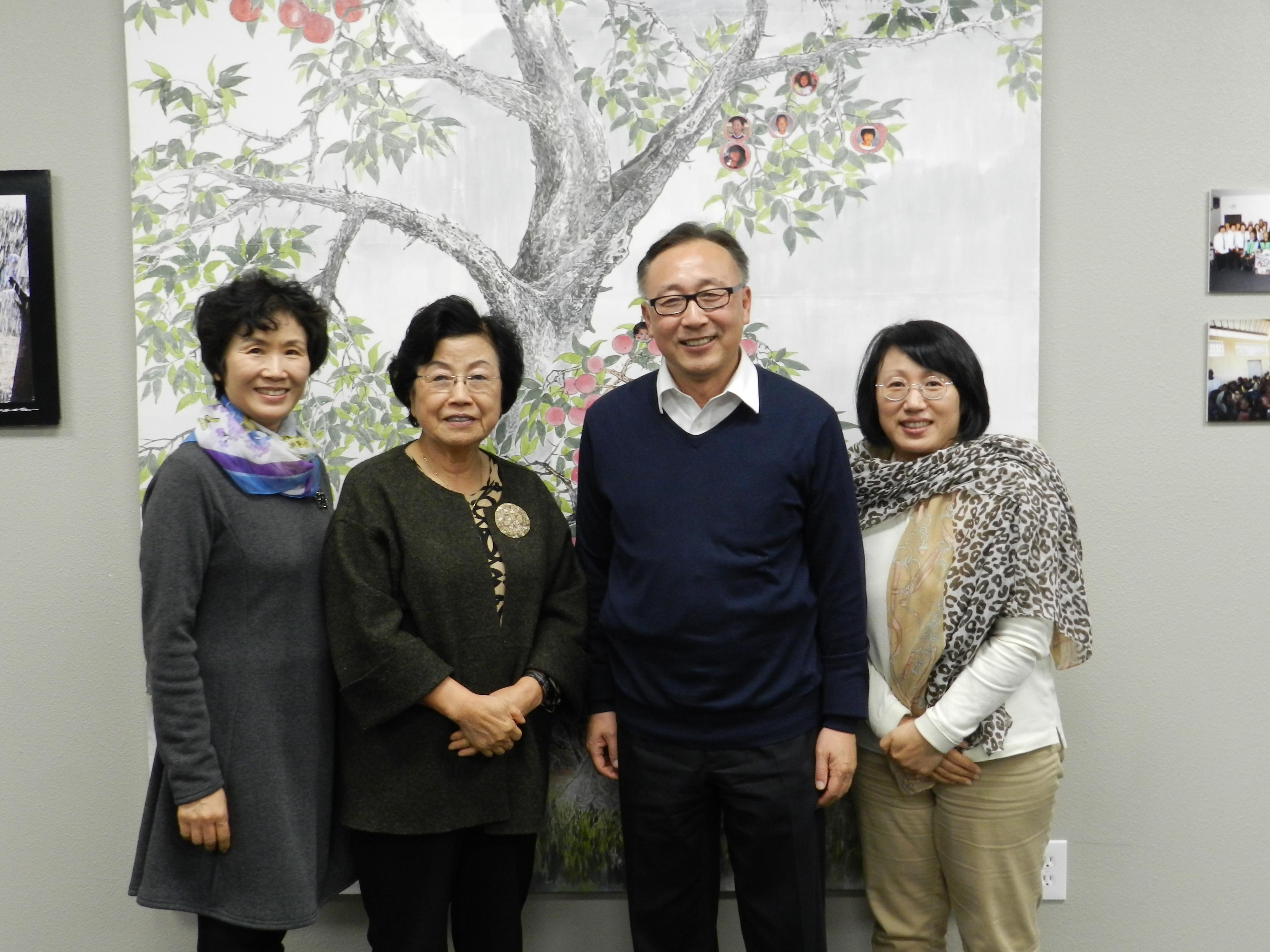 [방문] CTS 방송전문위원 이동진 목사님 방문
