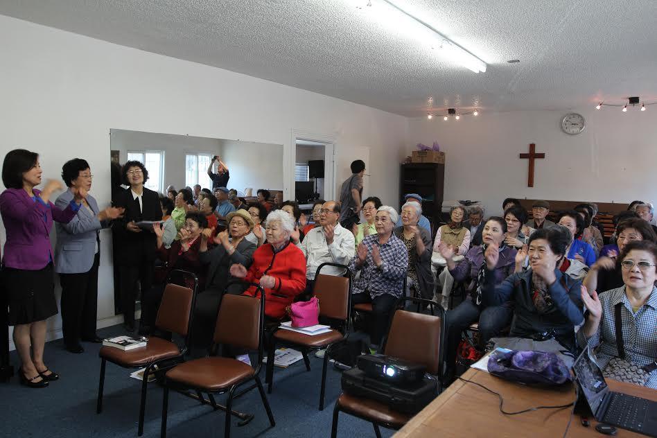제123차 소망교육세미나 – 로스앤젤레스 (나성동산교회)