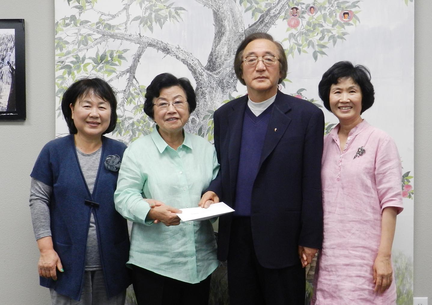 [방문] 김재동, 김수현 선생님 방문 및 평생회원 등록