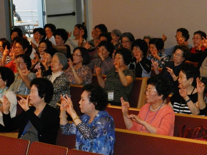 134차 소망교육세미나 – 세리토스 장로교회 늘 푸른 대학