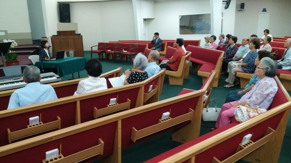 제 145차 소망교육세미나 – 애너하임 한인장로교회