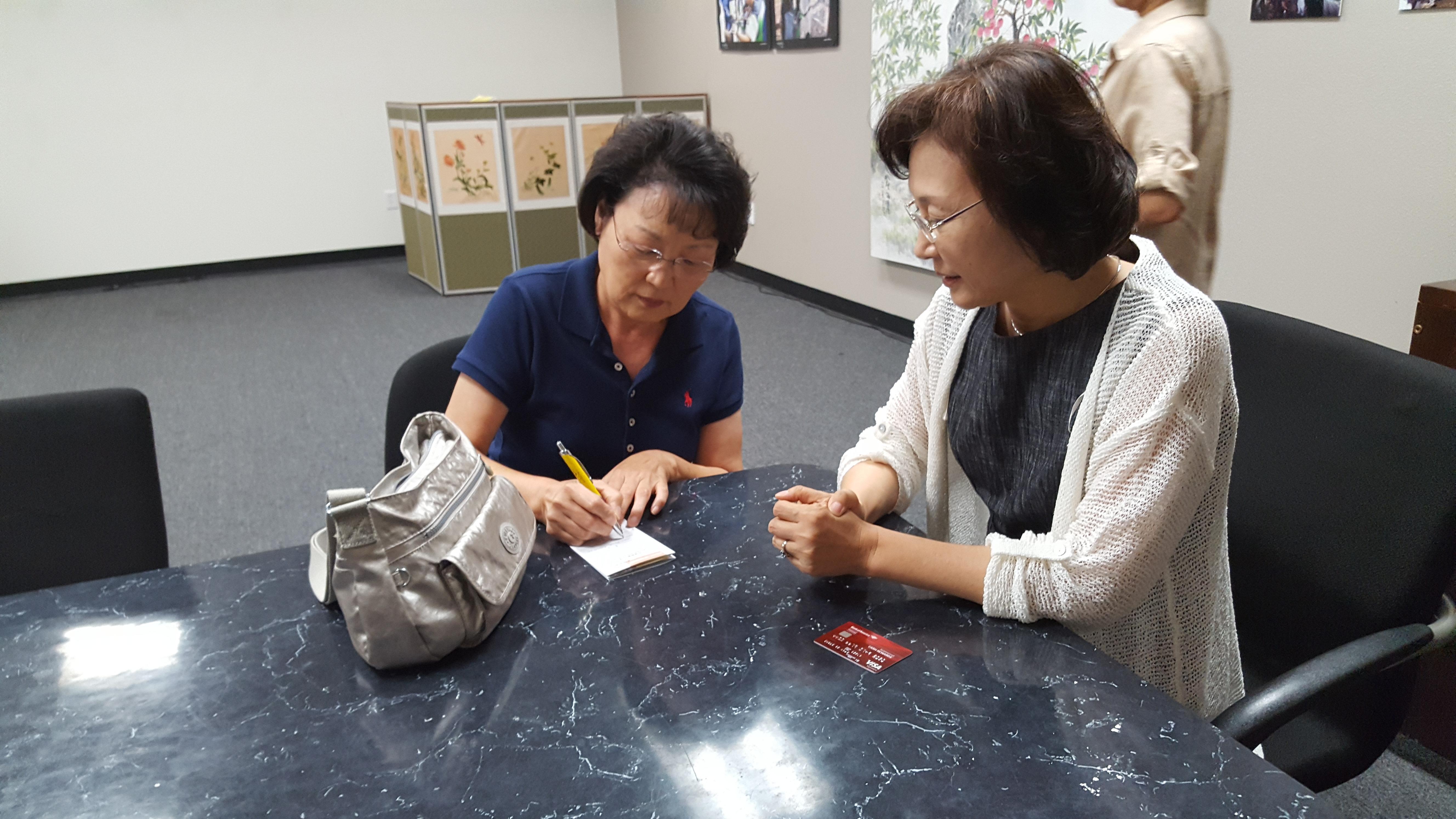 [방문]홍정옥 선생님